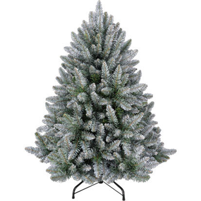 Item 37774 : 4ft Frosted Silver Fir